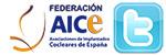 Twitter de la Federación AICE